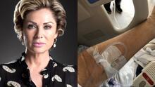 """""""¿Me voy a morir?"""": Lety Calderón revela la angustia que vivió tras sufrir una nueva operación"""
