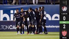 Atlético San Luis 0-2 Necaxa – GOLES Y RESUMEN – COPA MX – CLAUSURA 2019 - PRIMERA FECHA