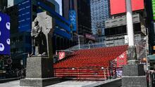 Times Square queda libre de amenazas después que policía retirara el paquete sospechoso