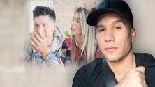 """""""Yo la irrespeté"""": Chyno llora al anunciar que lleva más de un año separado de su esposa Natasha Araos"""