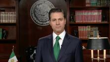"""Peña Nieto felicita a AMLO por su victoria en las presidenciales y le desea una """"gestión exitosa"""""""