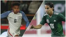 Team USA vs. México: duelo de potencias de la Concacaf que quieren exhibir su cambio generacional