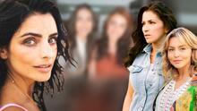 Angelique Boyer y Alessandra Rosaldo quedan atónitas ante (otra) 'hermana gemela' que le salió a Aislinn Derbez