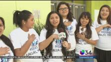 Jóvenes salvadoreños se unen por su país
