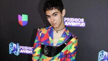 El look de Joaquín Bondoni en Premios Juventud provoca una fuerte sacudida en Twitter (¿y Emilio Osorio?)