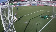 Nicaragua abrió el marcador ante Honduras gracias a un autogol de Figueroa