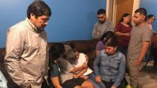 Hablan la madre y esposa del buen samaritano que murió en Texas