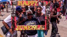 """""""Es un increíble logro para la comunidad afroestadounidense"""": 'Juneteenth' se convierte en nuevo feriado federal de EEUU"""