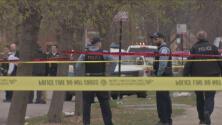 Seis personas sufrieron heridas de bala durante un tiroteo en la calle Van Buren