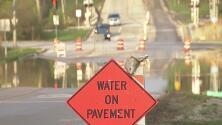 Inundaciones en casas, calles y parqueaderos, los estragos de las lluvias en Orland Park