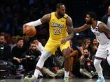 Duelo Lakers-Nets encabeza cartelera de Navidad en la NBA
