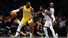 Big 3 vs. Big 3: Lakers y Nets protagonizarán cartelera navideña