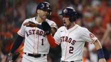 Pitcheo de Astros se luce ante Boston y avanzan a la Serie Mundial