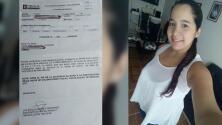 Había denunciado a su ex por violencia, pero fue citada por la Fiscalía después de ser asesinada