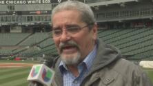 """Héctor Molina, voz en español de los White Sox: """"El equipo va a lucir mejor de lo que muchos creen"""""""