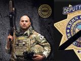 Oficial de Kern muere en enfrentamiento durante una situación de rehenes en Wasco