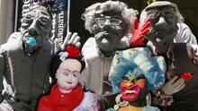 Colorido y lleno de tradición: el Festival Internacional de las Marionetas regresa a Nueva York