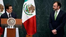 La historia detrás del regreso de Luis Videgaray al gabinete de Enrique Peña Nieto