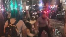 ¿Por qué la gente tiende a grabar los acontecimientos violentos en vez de tratar de detenerlos?