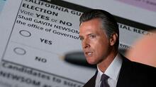 Si Newsom pierde en la elección revocatoria, ¿cuándo entraría el nuevo gobernador en California?