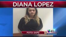 Arrestan a mujer por atropellar a esposo policía