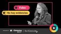 El Detector y Factcheck.org: Verificamos el video de una profesora que hace afirmaciones infundadas sobre los efectos a largo plazo de las vacunas contra el covid-19