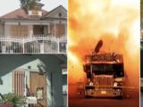 Sin casa ni dinero ni soluciones: vecinos afectados por la explosión de LAPD en Los Ángeles