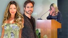 Daniella Álvarez dedica emotivo y romántico mensaje a Daniel Arenas durante la inauguración de su fundación