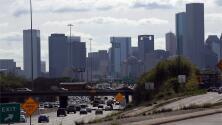 Pronostican descenso de temperaturas en Houston asociado a un sistema de alta presión