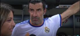 """Florentino pidió perdón a Figo: """"Se ha excusado, asunto cerrado"""""""