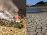 Sequía en California: Newsom pide reducir el uso de agua a habitantes del estado