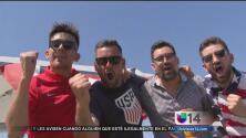 Si México no está en la final pues que gane EEUU la Copa Oro, dijeron los aficionados