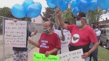 """""""Esto es una vergüenza"""": cansados de la violencia, activistas en La Villita piden mayor acompañamiento de autoridades"""