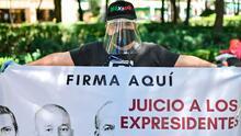 Corte Suprema de México da luz verde a la consulta de AMLO sobre si se debe juzgar o no a los expresidentes