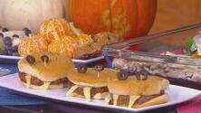Divierte a tus hijos con meriendas temáticas de Halloween bajas en azúcar