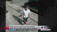 Buscan a sospechoso que atacó a dos ancianas en El Bronx