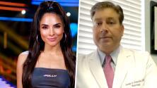 Neurólogo de Alejandra Espinoza da a conocer el diagnóstico final y cómo está la presentadora de NBL