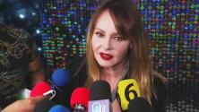 Gaby Spanic asegura que estuvo siete años sin trabajo por una campaña de desprestigio en su contra