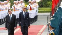 En un minuto: Vietnam tendrá acceso a armas estadounidenses