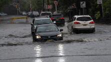 Serias inundaciones en Nueva Jersey tras los estragos causados por remanentes de Ida