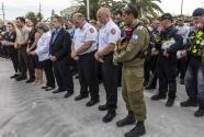 El día más triste después de la tragedia: así fue el silencioso homenaje a las víctimas en Surfside