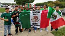 ¡Rivalidad más viva que nunca! Así el ambiente previo al Team USA-México