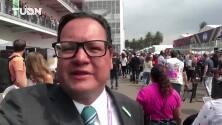 Max Vertappen arrancará primero en el GP de México