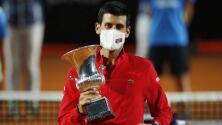Conquista Novak Djokovic Masters 1000 de Roma