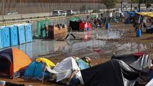 Las precarias condiciones han convertido albergue de migrantes en Tijuana en un foco de enfermedades