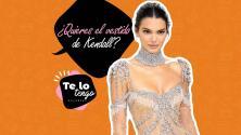 ¿Quieres el vestido de Kendall Jenner? Te lo tengo (pero más barato)