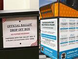 """""""Republicanos, peleen duro"""": Trump defiende buzones electorales partidarios en California"""