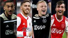 Estrellas de la Eredivisie en el limbo