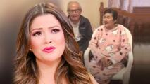 """""""No me dejes amor mío"""": el abuelito de Ana Patricia despidió a su gran amor"""