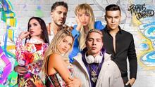 Lele Pons, Kimberly Loaiza, Juan de Dios Pantoja y más, serán presentadores de Premios Juventud